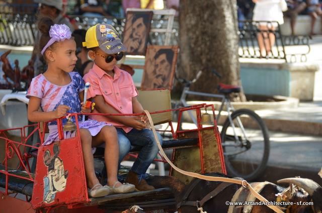 Fun things to watch in the center of Bayamo