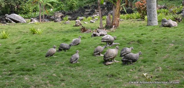 Stone Zoo Guantanamo, Cuba