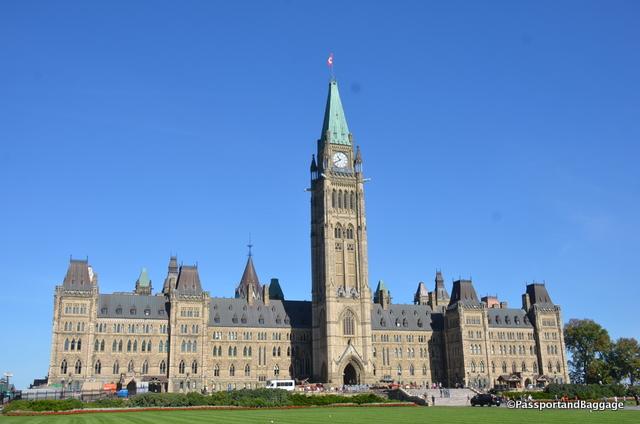Ottawa Canada Parliament