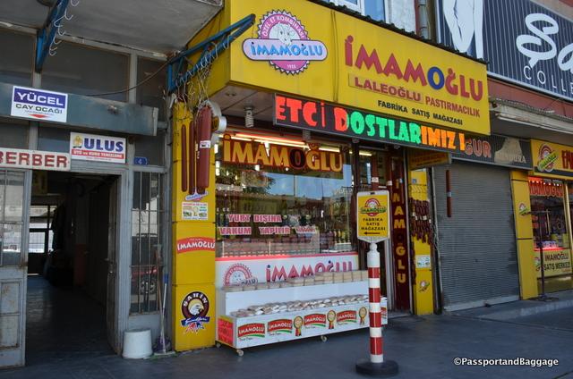 A Pastirma Shop
