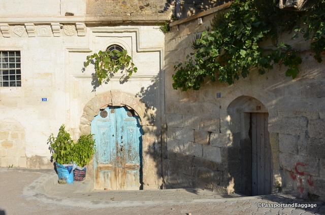 Older Greek doorways, still hold their charm