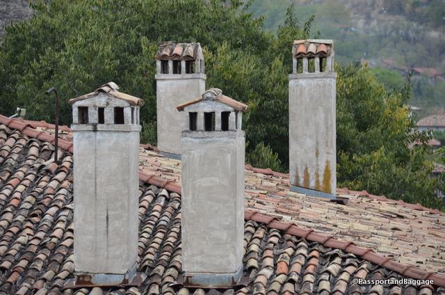 Chimneys of Safranbolu