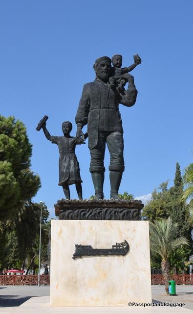 Saint Nicholas, Turkey
