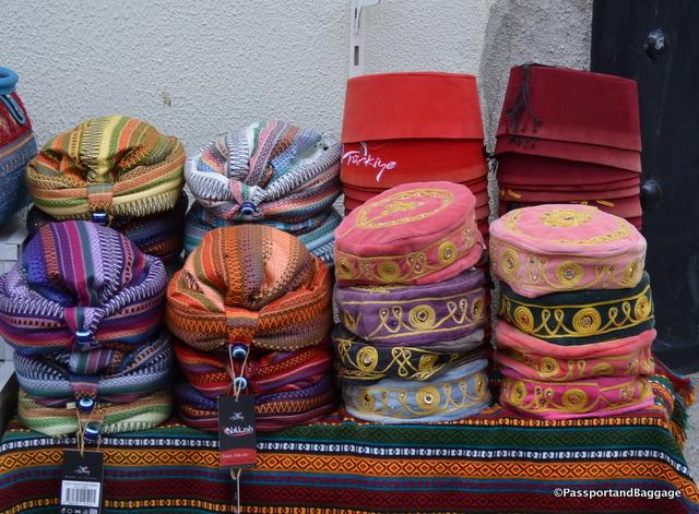 hats of Turkey