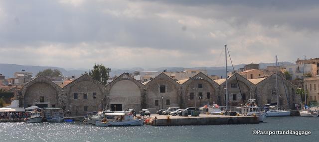 The Venetian Shipyards (Neoria)