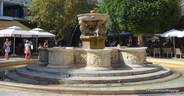 Morisini Fountain