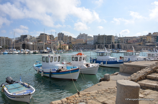 heraklia, crete