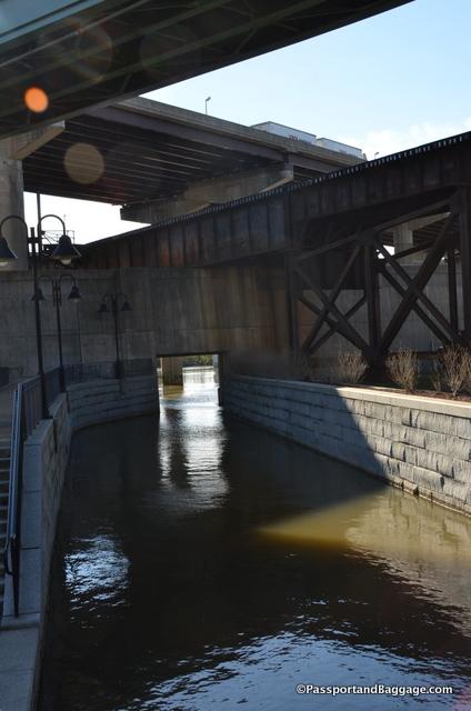 Richmond Virgiinia CanalWalk