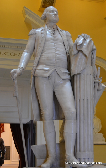 George Washington Virginia State Capitol Building