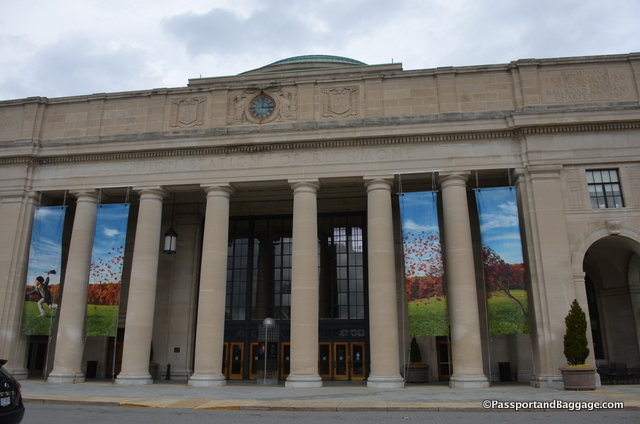 The Union Station of Richmond, now the Virginia Museum of Science