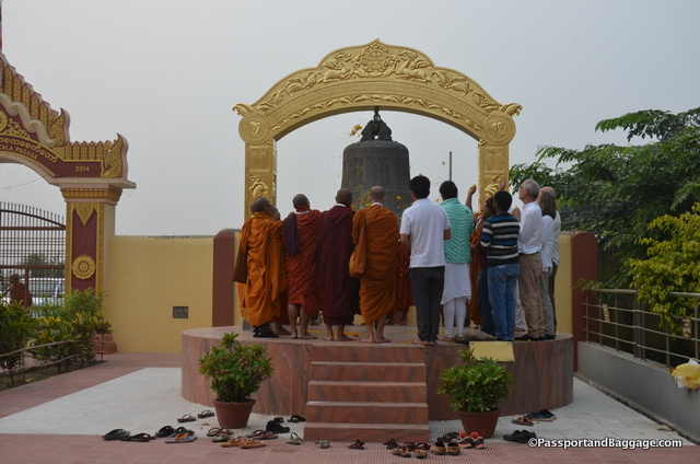 Blessing the Bell