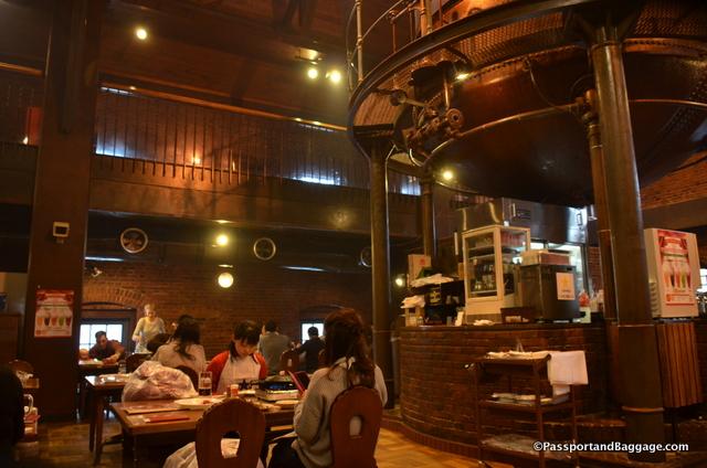 Sapporo Beer Garden Restaurants