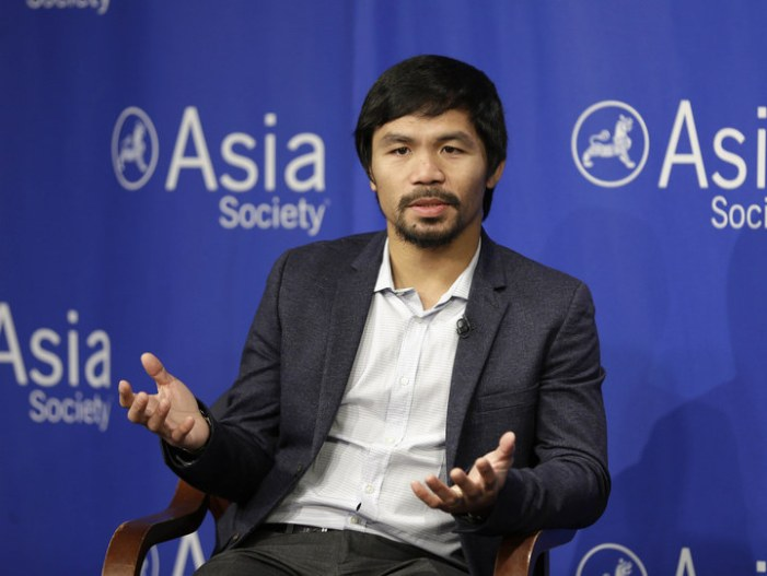 Manny Pacquaio Gets Dropped From Nike For Anti-Gay Comments