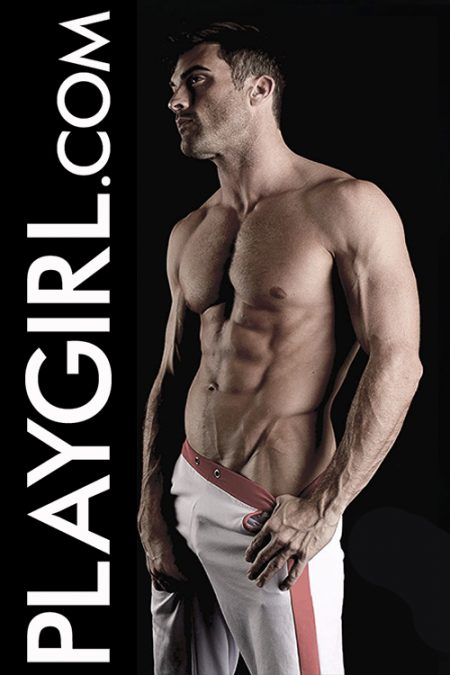 Lance Hart Named Playgirl.com's Official Spokesmodel