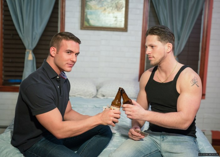 Thirsty for Straight Boys: Killian James, Roman Todd