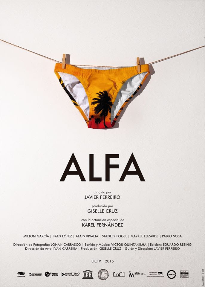 "NSFW Picks Up Javier Ferreiro's ""Alfa"" at Outfest"