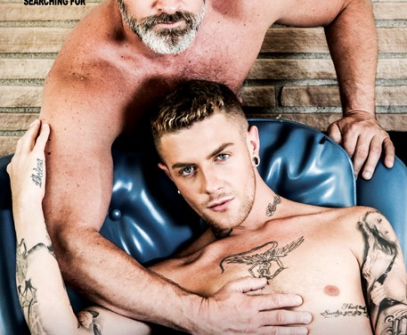 CHI CHI LARUE DIRECTS 'FINDING FATHER,' HIS 1ST GAY FEATURE FOR ICON MALE