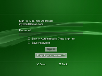How To Reset PSN Password Using PS3? - Password Buddy