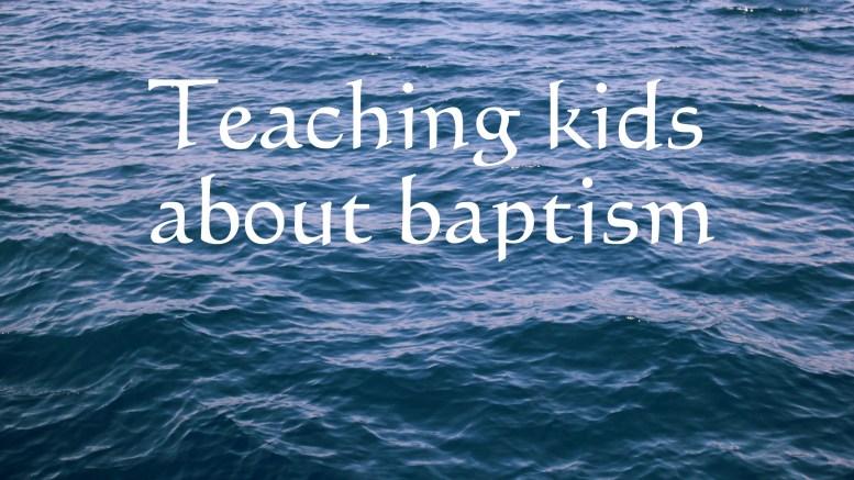 baptism photo