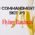 10 commandments skit