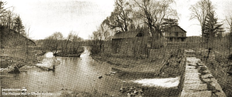 The Philipse Mill in Sleepy Hollow