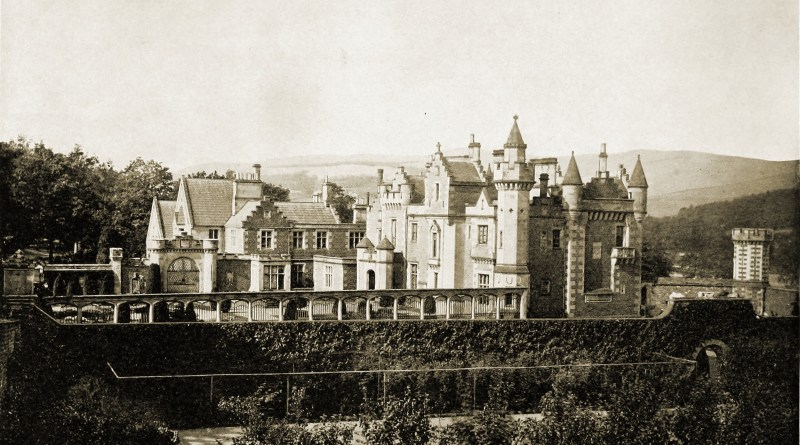 Abbotsford Scotland 1892