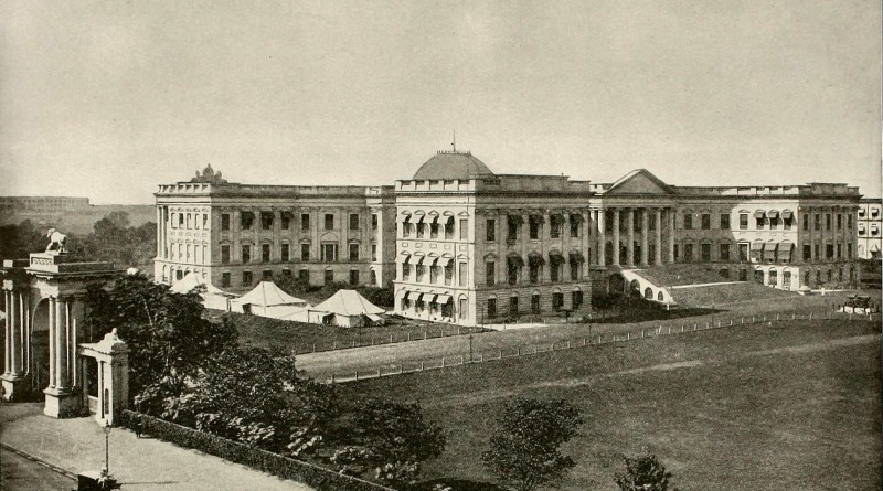 government-house-calcutta-india