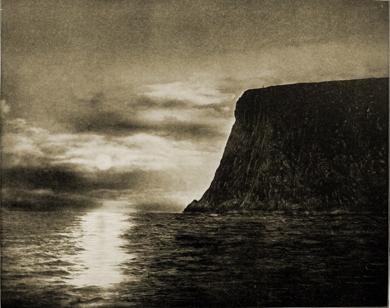 North Cape Norway about 1892