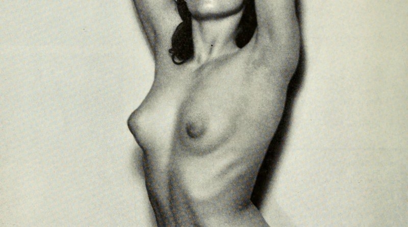 Nude Study by William Mortensen about 1941