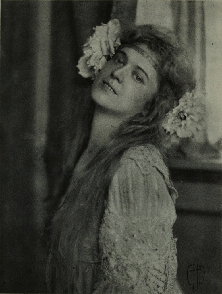 Helene by Charles H. Davis about 1908