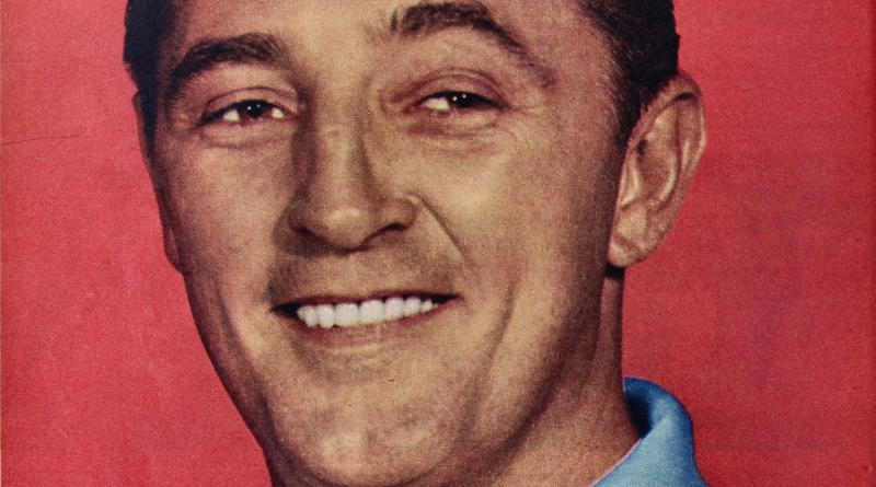 Robert Mitchum (1917 – 1997) American actor