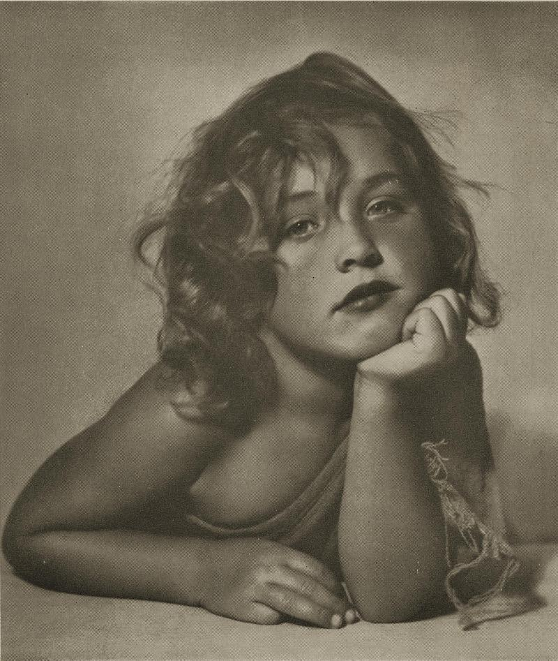 Doris by William Mortensen about 1937