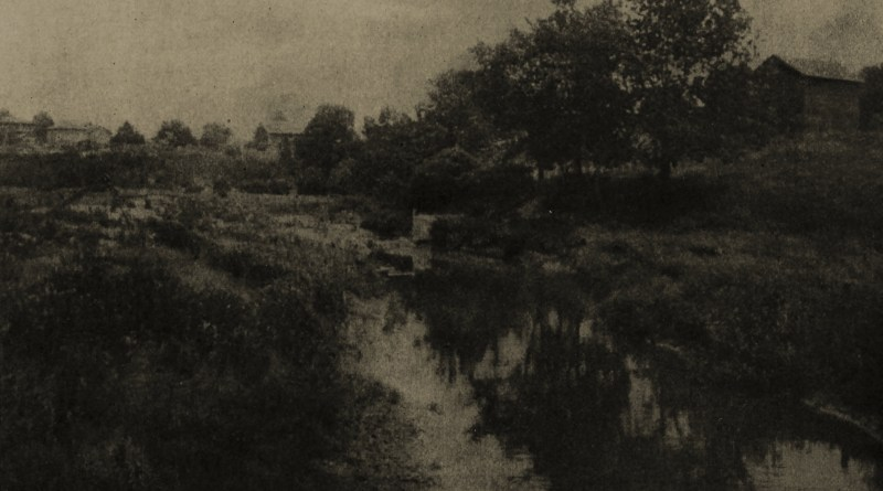 Landscape by Fedora E. D. Brown about 1908