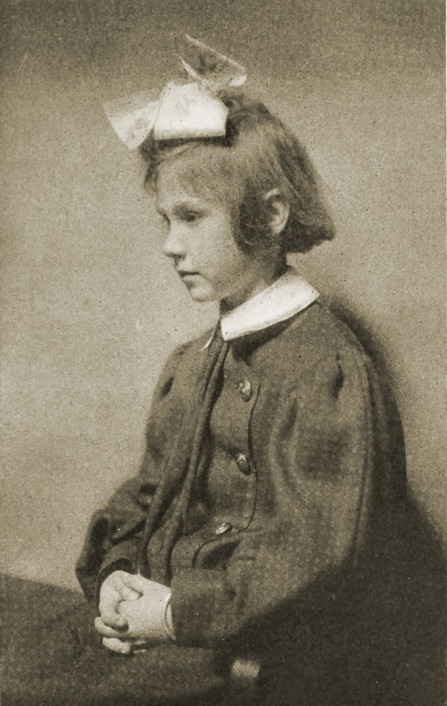 Portrait of a Child by W. E. Dassonville about 1908