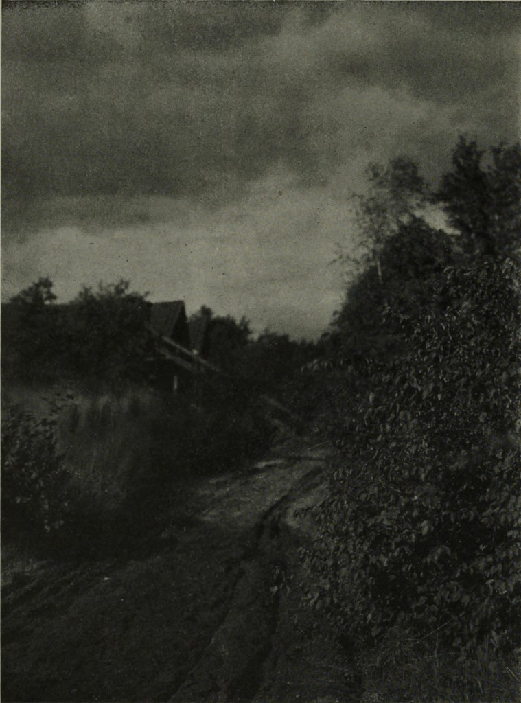The Road to the Icehouse by C. F. Clarke about 1908