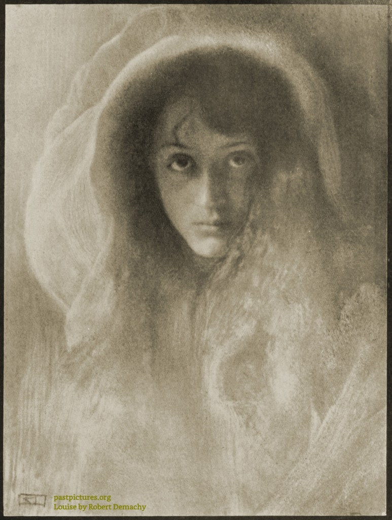 Louise by Robert Demachy