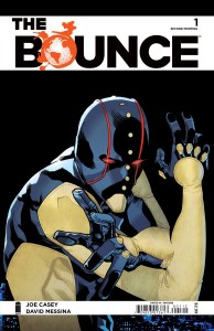 bounce01-2ndptg (Image Comics The Bounce #1 Sells Out, Second Print On It's Way)