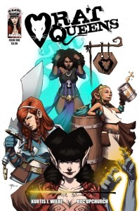 RatQueens_01_CVR_FINAL_sm (Image Comic's Rat Queens Brings The Booze and Brawls To High Fantasy)