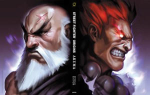 sdcc_akuma (UDON Celebrates Street Fighter with Major Guests, Debut Books, at Comic-Con 2013!)