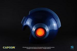 megamanhelmet (Multiverse Studio Announces Mega Man Wearable Helmet)