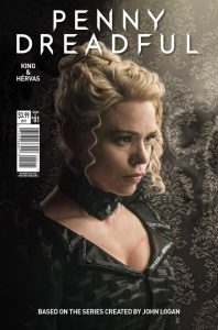 PENNY_DREADFUL_#1_COVER_B_PHOTO (Penny Dreadful #1: Covers revealed! Set six months after the smash hit TV series finale!)