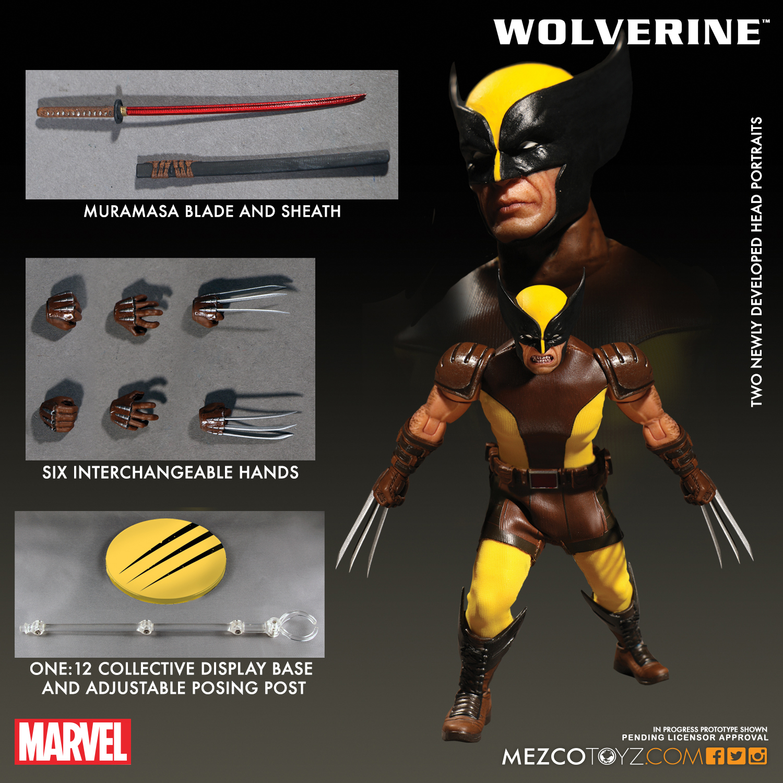 Mezco2017_One12-Wolverine