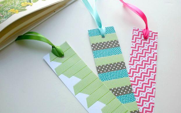 washi tape: knutselen voor volwassenen -