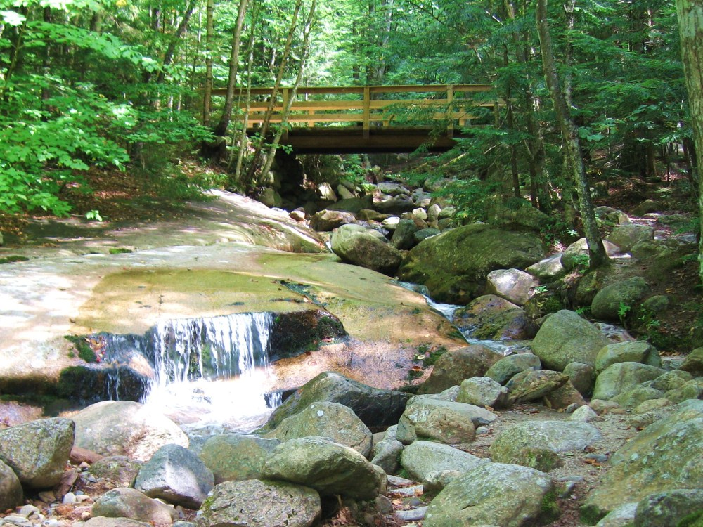 Favorite Hikes: Franconia Notch Flume Gorge Trail  (2/2)