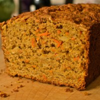 Brown Sugar Carrot Bread