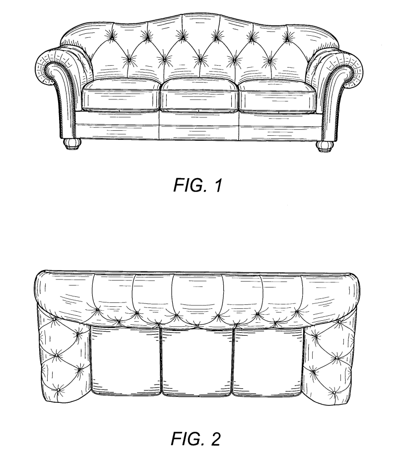 Chesterfield Sofa Plans
