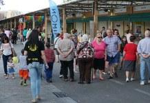 Miles de vecinos visitaron la Feria Comercial , Gastronómica y Turística de Paterna