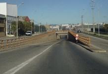 Túnel de acceso a la segunda fase del Polígono Fuente del Jarro