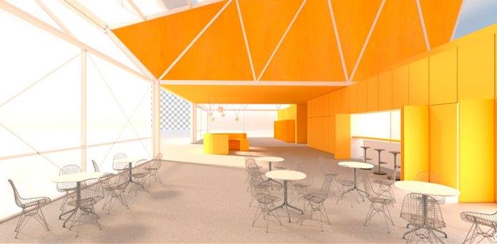 Imagen del proyecto de centro cívico en Bovalar