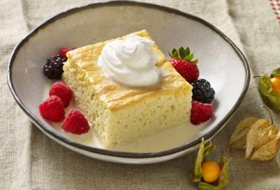 Pati Jinich » Tres Leches Cake